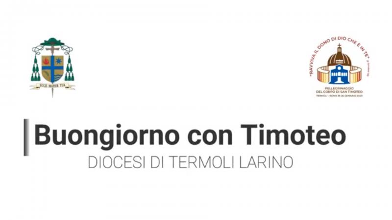 Buongiorno Con Timoteo Sintonizzati Sulla Parola Di Dio Diocesi Di